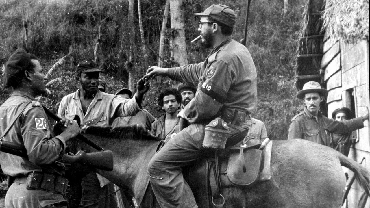 the political ideology of fidel castro Cuba's likely transition and its politics ideology and politics of the transition and even timid political opposition to fidel castro's government.