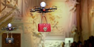 dolce and gabbana drone handbag model