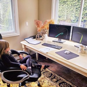This-Kid-Who-Prefers-This-Work-Setup-For-Homeschooling