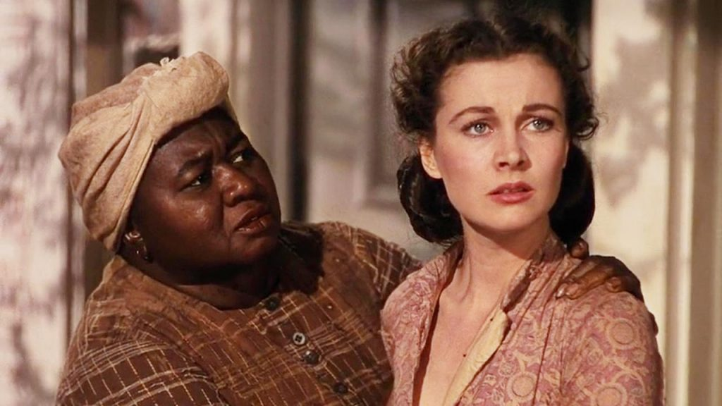 """A still from """"Gone With the Wind"""""""